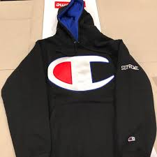supreme x champion hoodie for sale in downey ca 5miles buy and