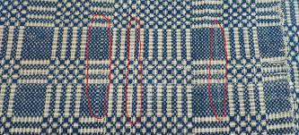 Colonial Coverlets Coverlet Mysteries Deep In The Heart Of Textiles