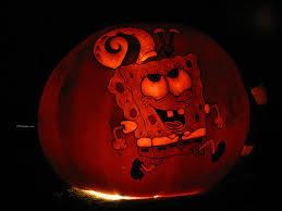 Meme Pumpkin Carving - spongebob and gary pumpkin pumpkin carving art know your meme