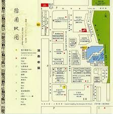 Chicago Botanic Garden Map by Yuyuan Garden Map Map Of Yuyuan Garden China