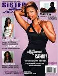 Kandi Covers Sister 2 Sister Magazine : Sandra Rose
