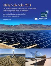 cost to build report price of solar energy in the united states has fallen to 5 kwh on