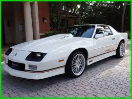 88 camaro iroc z for sale chevrolet camaro coupe 1989 white for sale 1g1fp2185kl205782 1989