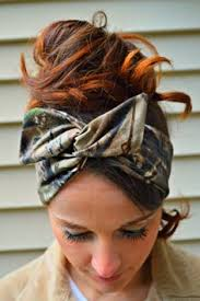 camaflouging headbands for receding forhead diy tutorial make your own flexible wire headbands dolly bows