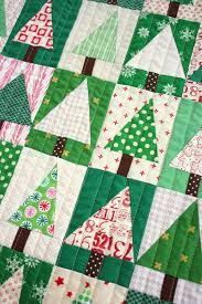 Quilted Christmas Tree Ornaments Patchwork Tree Quilt Block Tutorial Diary Of A Quilter A Quilt Blog