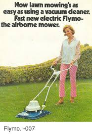 Lawn Mower Meme - now lawn mowing s as easy as using a vacuum deaner fast new