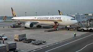 chinese tourists on sia flight tried to keep 30 sets of in flight