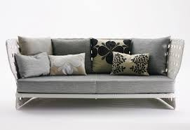 low back sofa canasta u002713 sofa lowback by b u0026b italia stylepark