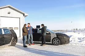 hyundai i30 n goes winter testing w video motor trend