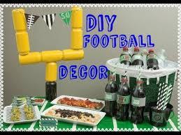 Super Bowl Decorating Ideas Diy Super Bowl Party Decor Super Bowl Decorations Do It