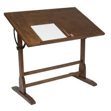l shaped drafting desk the classic design of this vintage drafting table is reminiscent