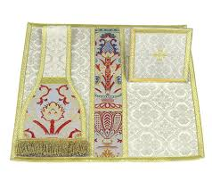chalice veil burse maniple and chalice veil model 115 6622 store with
