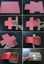 Easy To Make Toy Box by Best 25 Paper Boxes Ideas On Pinterest Diy Box Paper Box