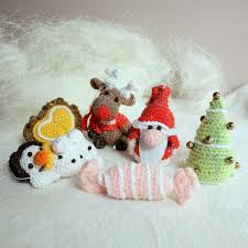 Amigurumi Christmas Ornaments - 179 best amigurumi moje szydełkowelove images on pinterest