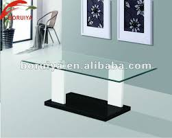 Hot Sale Modern Design Glass Center Table For Living Room - Table modern design