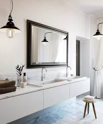 bathrooms design lovely bathroom pendant lighting ideas with in