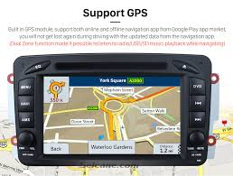 mercedes gps navigation system all in one 100 android 6 0 1998 1999 2000 2001 2002 mercedes