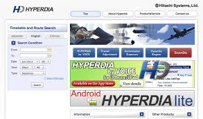 hyperdia japan rail search apk hyperdia timetable and route search in japan home