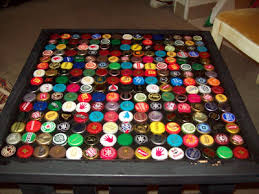 beer cap table top windfarm how to make a bottle cap table