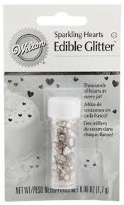 where to find edible glitter wilton edible glitter silver kitchen dining