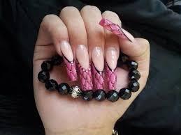 81 best xl körömcsodák long nail arts images on pinterest