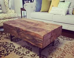 handmade coffee table coffee table etsy