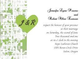 Wedding Quotations For Invitation Cards Wedding Invitation Wording When Couple Is Already Married Yaseen