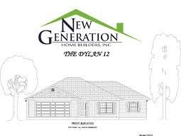 the dylan model at south pointe by new generation home builders
