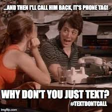 tag you re it text don t call