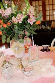 Baby Shower Flower Centerpieces by Writing Our Story Julianna U0027s Shabby Chic Baby Shower