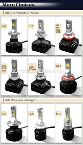 Fog Light Led Bulbs by 12v 1200lm Toyota Innova Fog Lamp Led H11 Car Accessories Buy