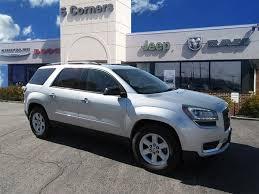 2012 Gmc Acadia Interior 2017 Gmc Acadia For Sale Autolist
