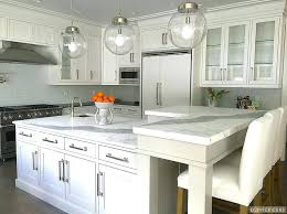 kitchen with island and breakfast bar kitchen islands and breakfast bars islnd sttury mrble smll butcher