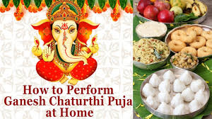 Ganesh Puja Invitation Card Ganesh Chaturthi Pooja How To Perform Ganesh Chaturthi Puja At