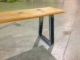 what are good metal bench leg applications