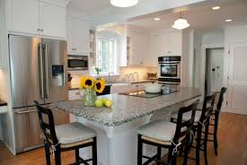 Kitchen Island With Sink And Dishwasher And Seating Kitchen Room 2018 Color Schemes With Dark Cabinets Kitchen Tile