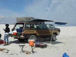 expedition jeep grand preparing the grand wagoneer 1 week cing trip expedition