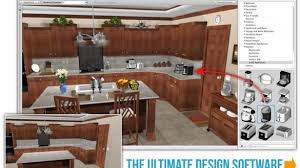 kitchen interior design software modern 3d kitchen design software free