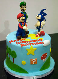 mario birthday cake mario birthdaycake aol image search results