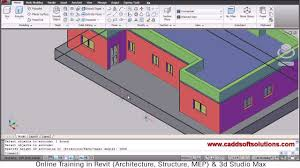autocad 3d house modeling tutorial 6 3d home 3d building