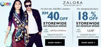 Zalora Malaysia RM40 f Promo Code – LobangHub