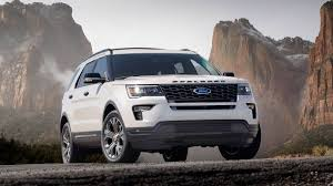 Ford Explorer 1990 - ford refreshes 2018 explorer unveiled at the new york auto show