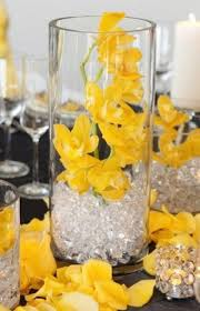 yellow flower arrangements for weddings choice image flower