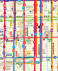 Map Of Manhattan New York City by Bus And Subway Map City Foot Care Best Podiatrist Nyc New York