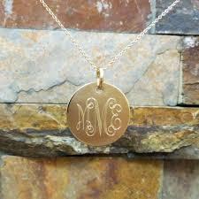 monogramed jewelry monogrammed jewelry donebetter