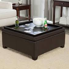 Coffee Table Tray Ideas Coffee Table Storage Ottoman With Tray Lovely Home Design