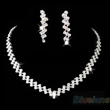 prom necklace fashion bridal wedding bridesmaids and prom jewelry