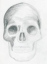 draw skulls can be this easy