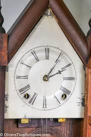 Forestville Mantel Clock Forestville Steeple Mantle Clock U2013 Oliver U0027s Twist Antiques