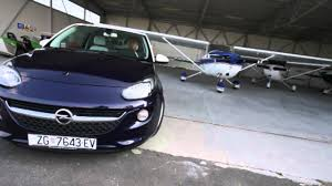 test opel adam 1 4 jam autoinfotv youtube